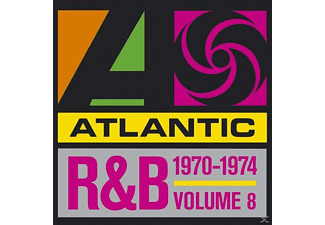 VARIOUS - Atlantic R&B Vol.8 1970-1974 - (CD)