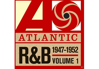VARIOUS - Atlantic R&B Vol.1 1947-1952 [CD]
