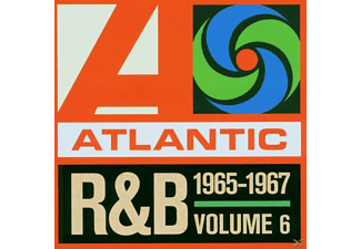 VARIOUS - Atlantic R&B Vol.6 1965-1967 [CD]
