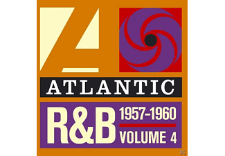 VARIOUS - Atlantic R&B Vol.4 1957-1960 [CD]