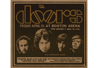 The Doors - Live From The Boston Arena 1970 - (CD)