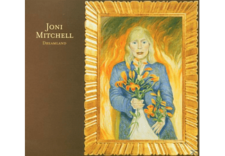 Joni Mitchell - Dreamland [CD]