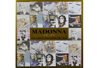 Madonna - Complete Studio Albums (1983-2008), The - (CD)