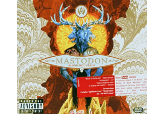 Mastodon - Blood Mountain (Cd/Dv) [DVD]