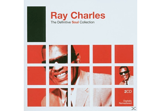 Ray Charles - The Definitive Soul Collection [CD]
