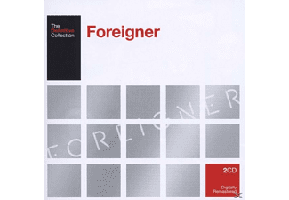 Foreigner - The Definitive Collection - (CD)
