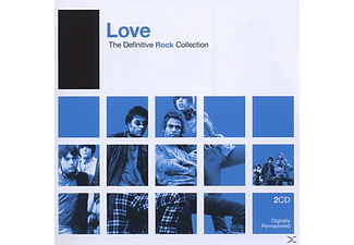 Love - The Definitive Rock Collection [CD]