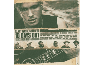 Kenny Wayne Shepherd, VARIOUS - 10 days Out - Blues From The Backroads - (CD)