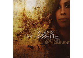 Alanis Morissette - Flavors Of Entanglement - (CD)