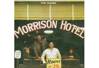 The Doors - Morrison Hotel (40th Anniversary Mixes) - (CD)