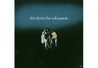 The Doors - The Soft Parade (40th Anniversary Mixes) - (CD)