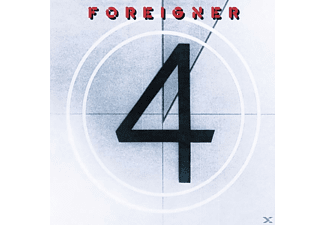 Foreigner - 4 (CD)
