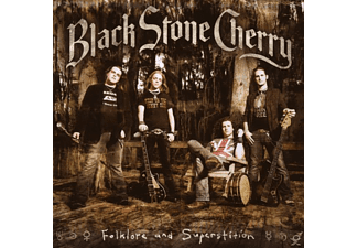 Black Stone Cherry - Folklore And Superstition [CD]