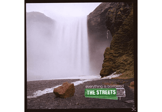 The Streets - Everything Is Borrowed - (CD)
