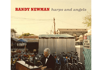 Randy Newman - Harps And Angels (CD)