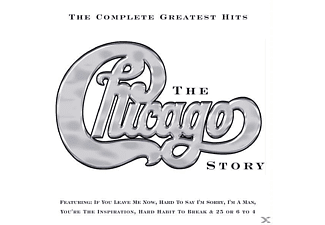 Chicago - Chicago Story, The-Complete Gre [CD]