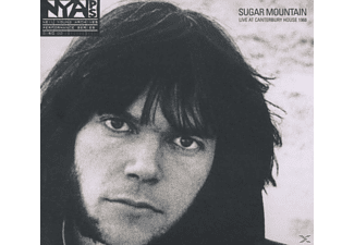 Neil Young - Sugar Mountain-Live At Canterbury House 1968 - (DVD)