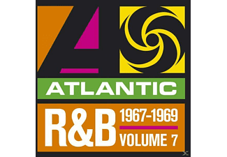VARIOUS - ATLANTIC R - (CD)