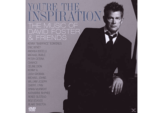 David Foster - You're The Inspiration-The Music Of David Foster [CD + DVD Video]