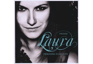 Laura Pausini - Primavera In Anticipo - (CD)