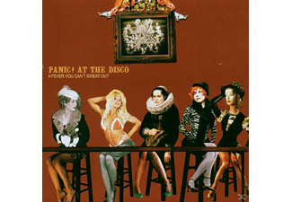 Panic! At The Disco - A Fever You Can't Sweat Out - (CD)