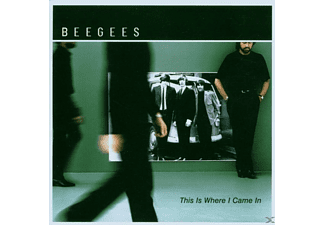 Bee Gees - This Is Where I Came In - (CD)