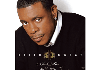 Keith Sweat - Just Me - (CD)
