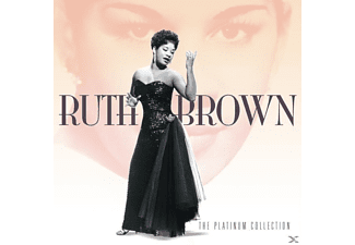 Ruth Brown - Platinum Collection [CD]