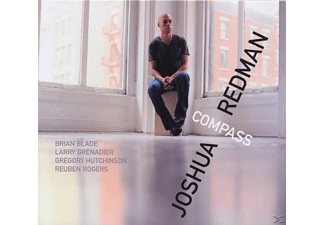 Joshua Redman - Compass - (CD)