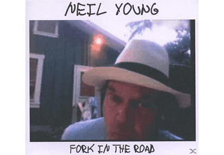 Neil Young - Fork In The Road [CD]