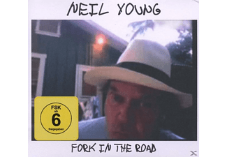 Neil Young - Fork In The Road - (CD + DVD Video)