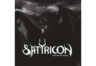 Satyricon - The Age Of Nero - (CD)