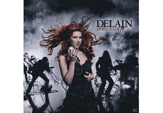 Delain - April Rain - (CD)