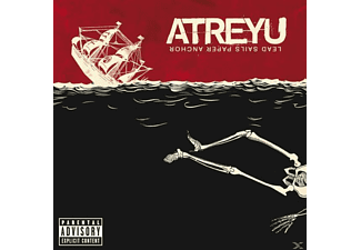 Atreyu - Leads Sails Paper Anchor [CD]