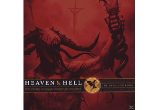 Heaven - The Devil You Know - (CD)