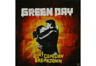 Green Day 21ST CENTURY BREAKDOWN Rock/Pop CD