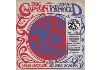 Steve Winwood - Live From Madison Square Garden [CD]