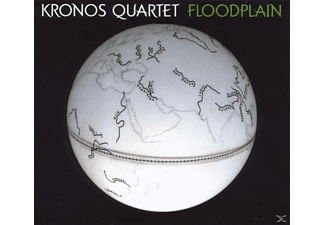 Kronos Quartet - Floodplain [CD]