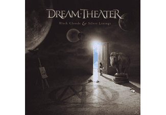 Dream Theater - Black Clouds & Silver Linings (CD)