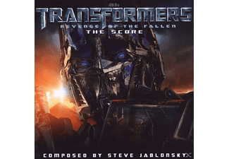 Steve Jablonsky - Transformers - Revenge Of The Fallen (The Score) (Transformers - A bukottak bosszúja) (CD)