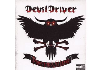 DevilDriver - Pray For Villains [CD]