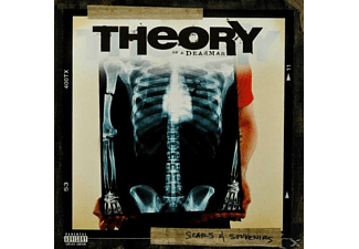 Theory - SCARS & SOUVENIRS [CD]