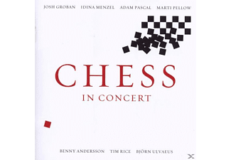 Groban/Menzel/Pascal/Pellow/+ - Chess In Concert - (CD)