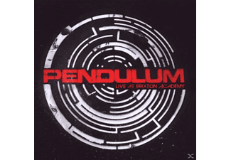 Pendulum - Live At Brixton Academy - (CD + DVD Video)