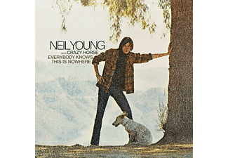 Neil Young - Everybody Knows This Is Nowhere - (CD)