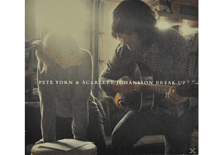 Pete Yorn & Scarlett Johansson - Break Up - (CD)