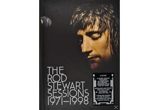 Rod Stewart - Rod Stewart Sessions 1971-1998 [CD]