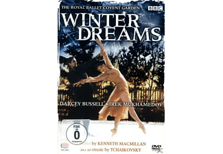 The Royal Ballet Covent Garden - Winter Dreams - (DVD)