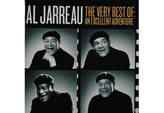 Al Jarreau - The Very Best Of Al Jarreau-An Excellent Adventure [CD]