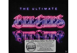 Bee Gees - Ultimate Bee Gees (2cd+Dvd) [DVD]